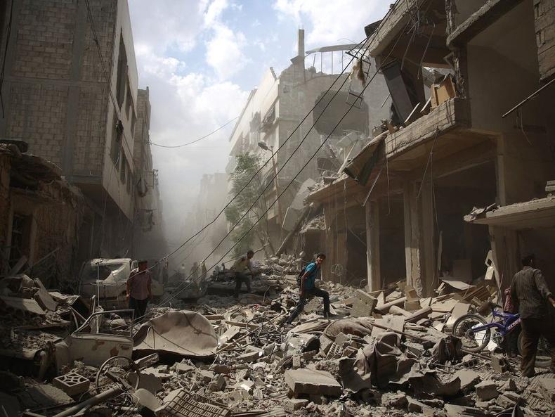 Дамаск, Сири