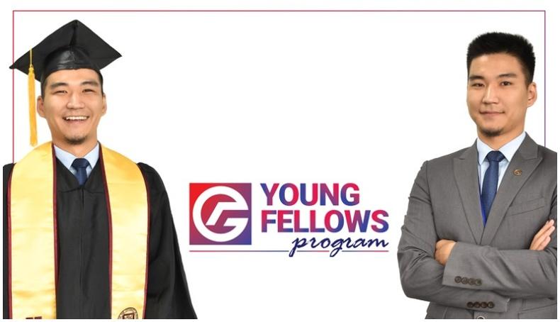 """Голомт банкны """"Young fellows program"""""""