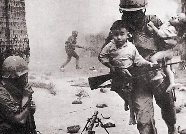Дайны золиос болсон хөөрхий хүүхдүүд