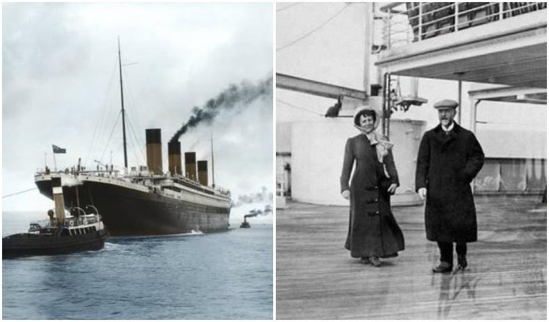 """""""Титаник"""" хөлөг дээрх амьдрал бодит байдал дээр ямар байсан бэ?"""