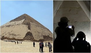 Египетийн хамгийн эртний 2 пирамидыг жуулчдад нээлттэй болгожээ