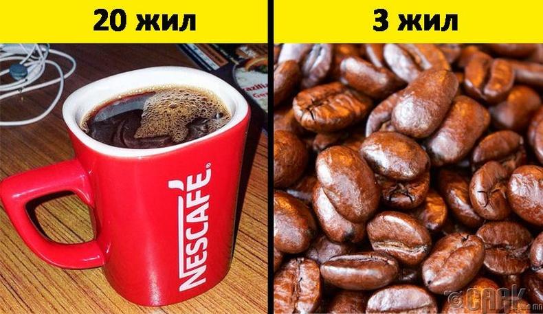 Найруулдаг кофе