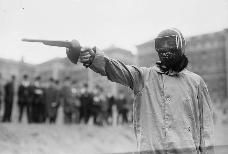 Буудлагын тэмцээн, 1908 оны Олимпийн наадам