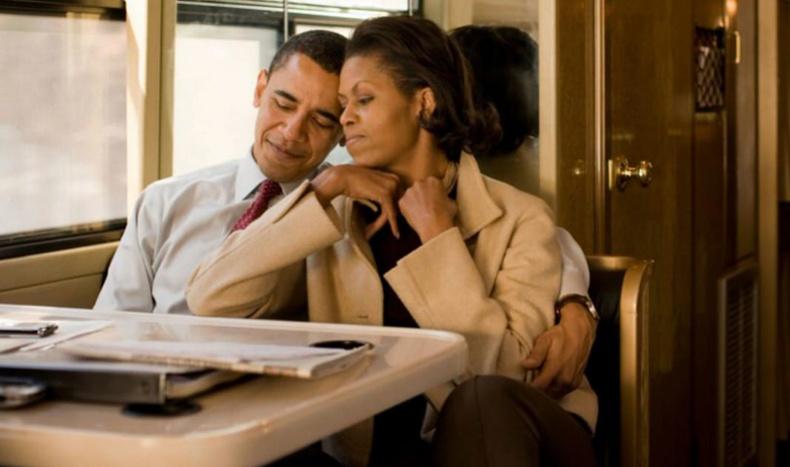 Мишэль Обамагийн хувийн зургууд ил болжээ!