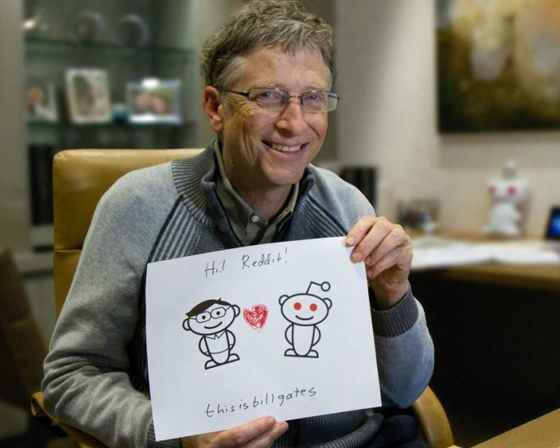 Билл Гейтсийн зөгнөл биеллээ олсон 5 тохиолдол