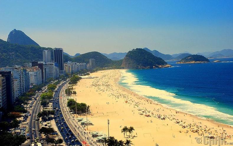 Рио Де Жанерогийн наран шарлагын газар