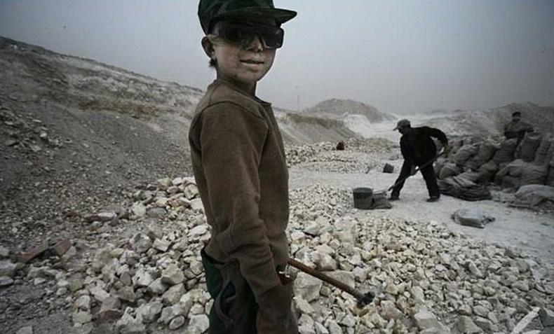 Хятад дахь байгалийн бохирдлын талаарх аймшигтай дүр зураг