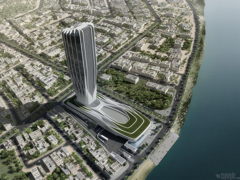 Ирак, Багдад, Төв банк