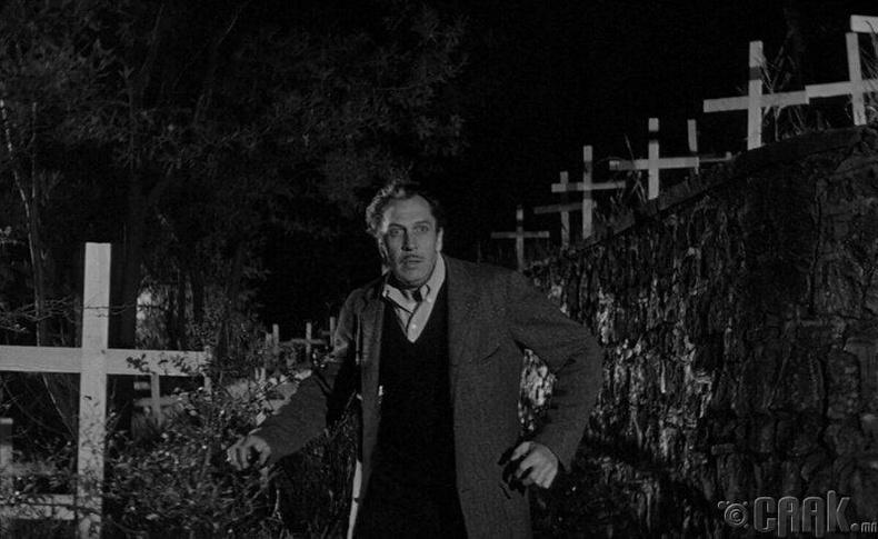 Анхны хувилбар: The Last Man on Earth (1964)
