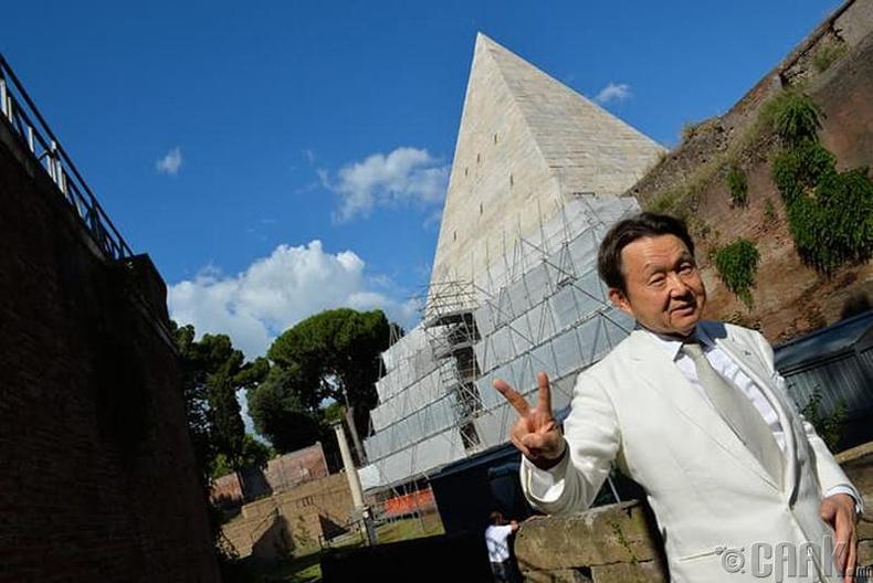 Италийн пирамид