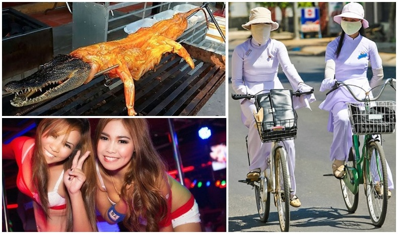 Вьетнамд амьдардаг орос бүсгүйн сонирхолтой тэмдэглэл