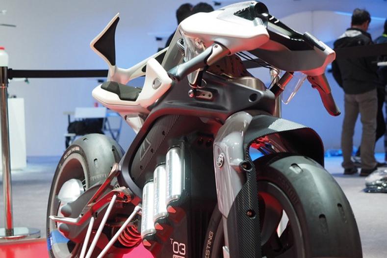 Ухаалаг мотоцикл