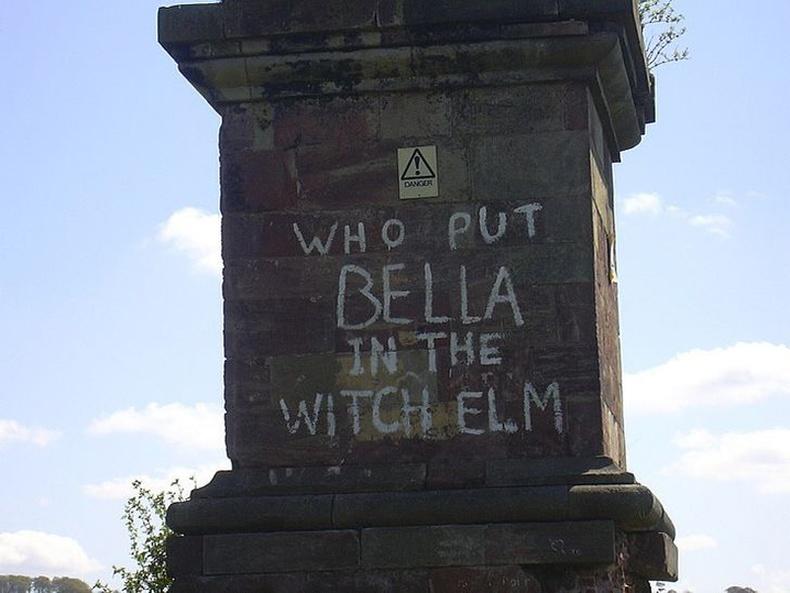 Белла шулмыг хэн хайлаас руу хийсэн бэ?