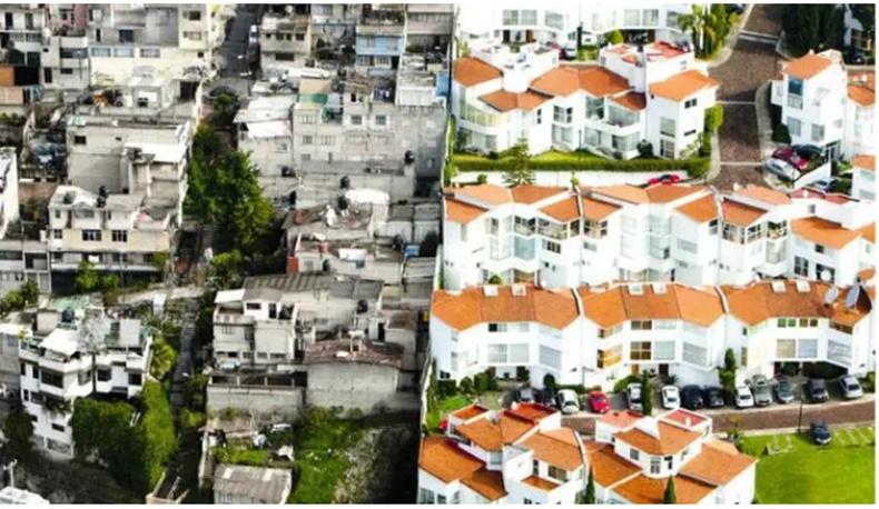 Баячуудын болон ядуусын хороолол - Мехико хот