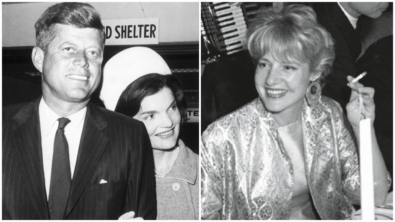 """""""Хэт ихийг мэдсэн бүсгүй"""" - Жон Кеннедийн нууц амрагийн учир битүүлэг үхэл"""