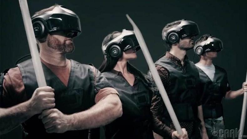 """""""Бодит мэдрэмжийг төрүүлэх виртуал тоглоом"""""""