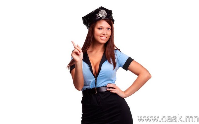 Цагдаагийн ажилтан