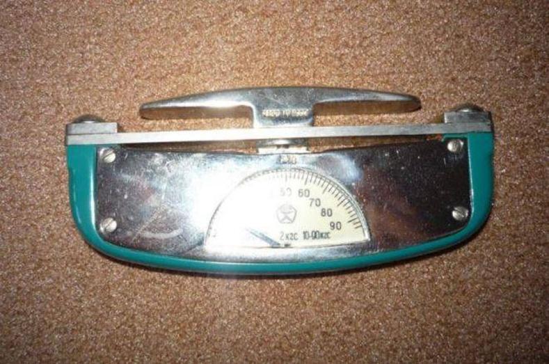 Гарын хүчийг шалгах динамометр