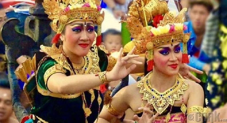 Индонезийн Вариачууд (Warias)