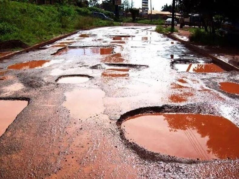 Угандагийн зам жинхэнэ жолоочийн ур чадварыг сорино гэж мэд!