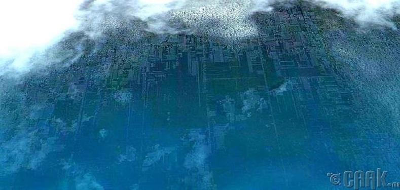 Куба дахь усан доорх хот