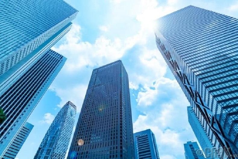 Өндөр барилгууд цаг агаарт нөлөөлдөг