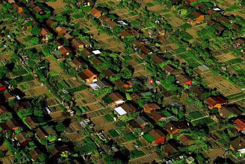 Женев хотын ойролцоох тосгон - Швейцарь