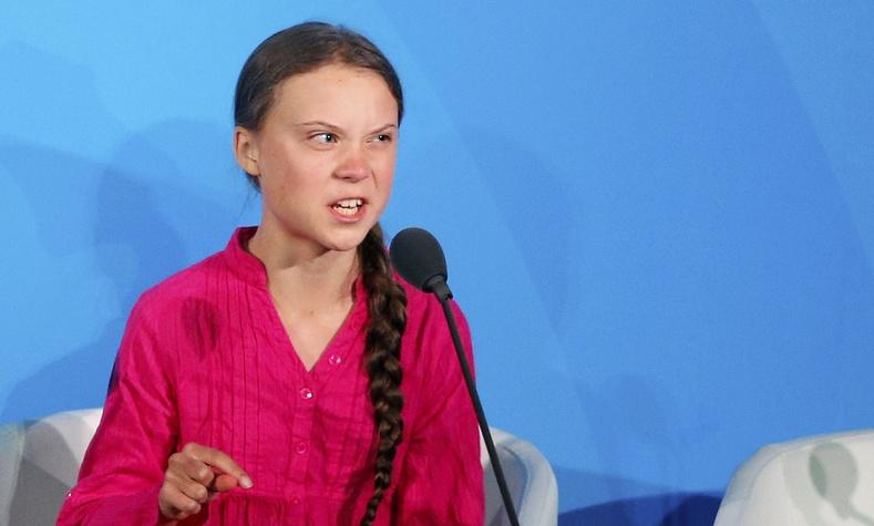 """Грета Тунберг - Цогтой тэмцэгч үү, эсвэл хэн нэгэн тэрбумтны """"утсан хүүхэлдэй"""" юу?"""