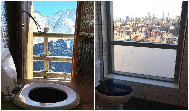 Танд мартагдашгүй дурсамж үлдээх дэлхийн хамгийн үзэмжтэй ариун цэврийн өрөөнүүд