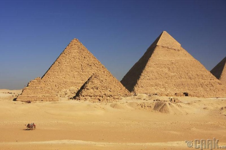 Эртний Египетийн одон орончид нарыг ажиглаж байсан уу?