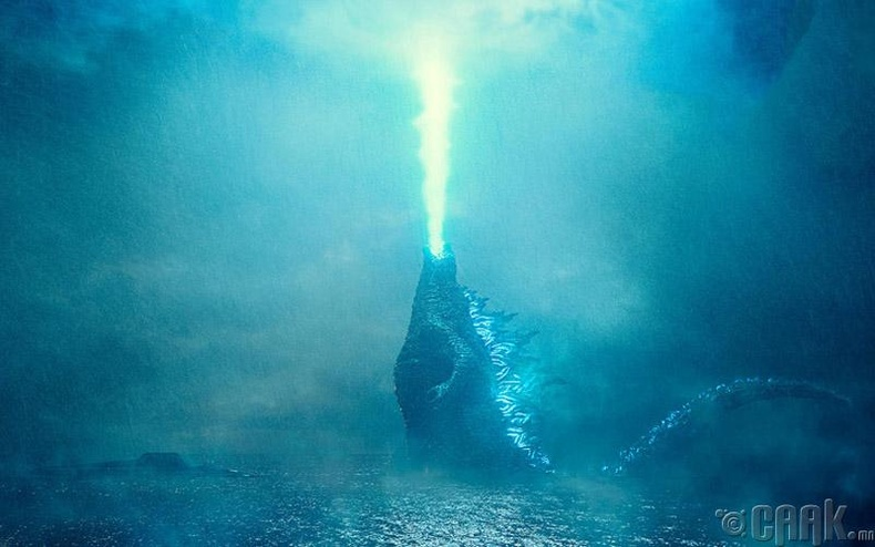 """""""Godzilla: King of the Monsters"""""""