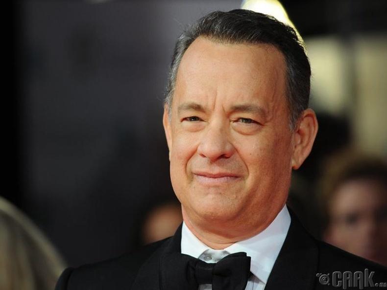 Жүжигчин Том Хэйнкс (Tom Hanks)