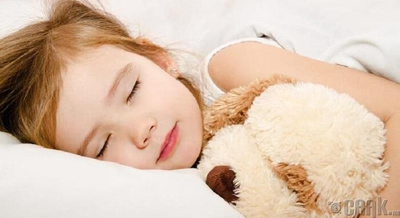 Давсаг чинэрхэд нойрноос сэрдэг хэрнээ гэдэс эвгүйрэхэд яагаад мэдэгддэггүй вэ?