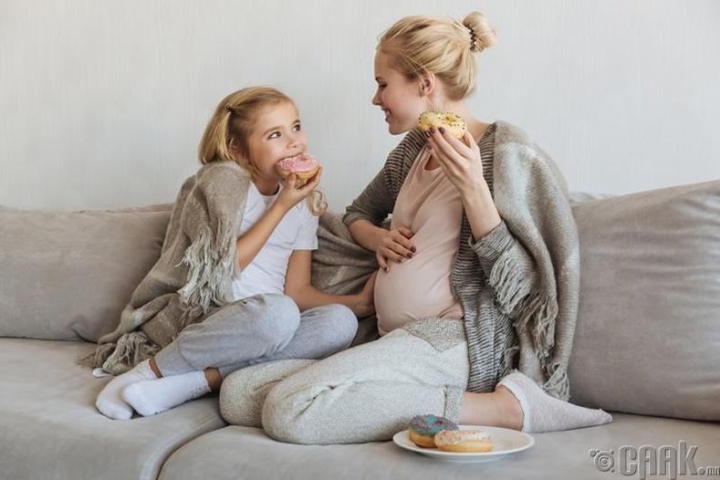 Жирэмсэн болон хөхүүл эмэгтэйчүүд төмрийн дутагдалд орно