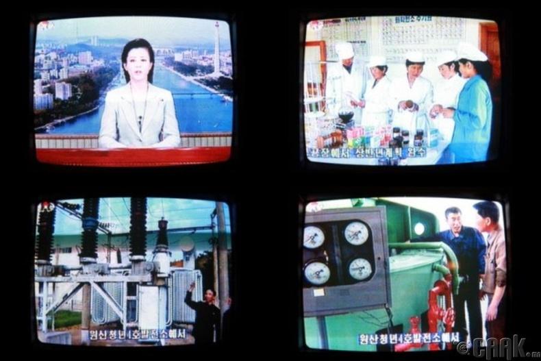 Кабелын телевиз