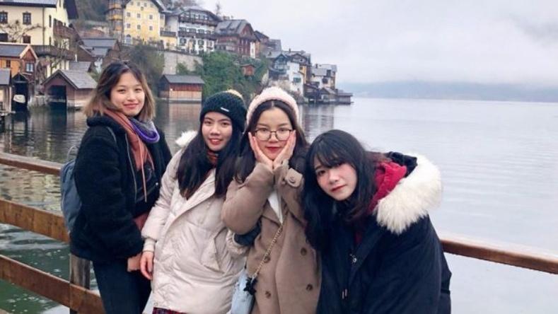 """Ази жуулчдаас болж Австрийн үзэсгэлэнт хотод """"гамшиг"""" нүүрлэжээ"""