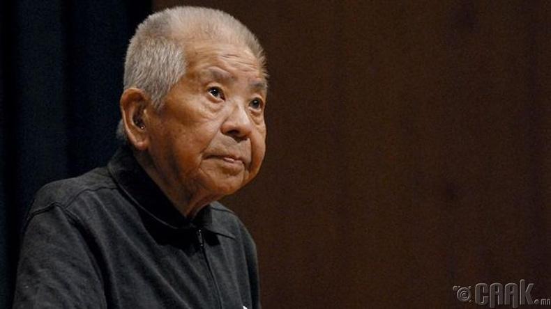 Цутому Ямагүчи - Хоёр атомын бөмбөгийн дэлбэрэлтэнд өртсөн эр