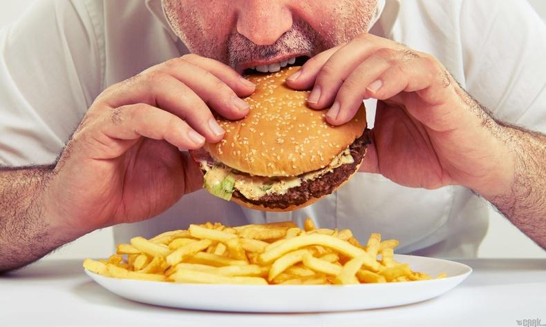Түргэн хоол идэх тоогоо бага багаар багасгах
