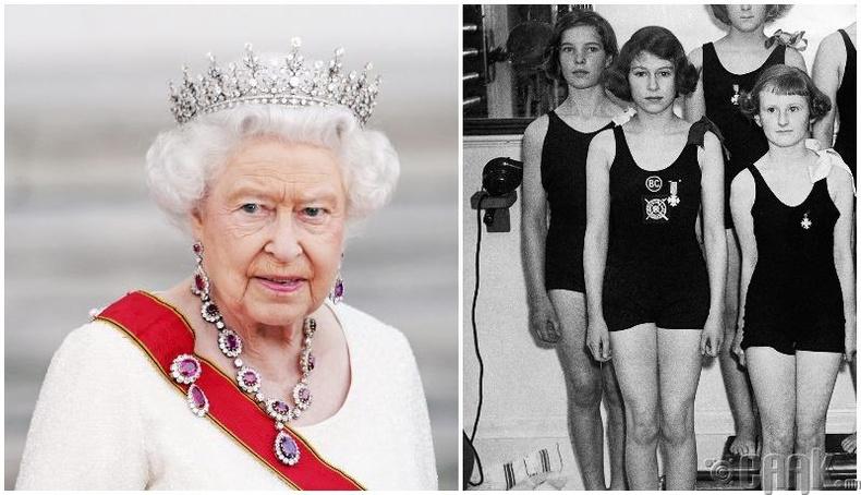 Хатан хаан II Элизабет