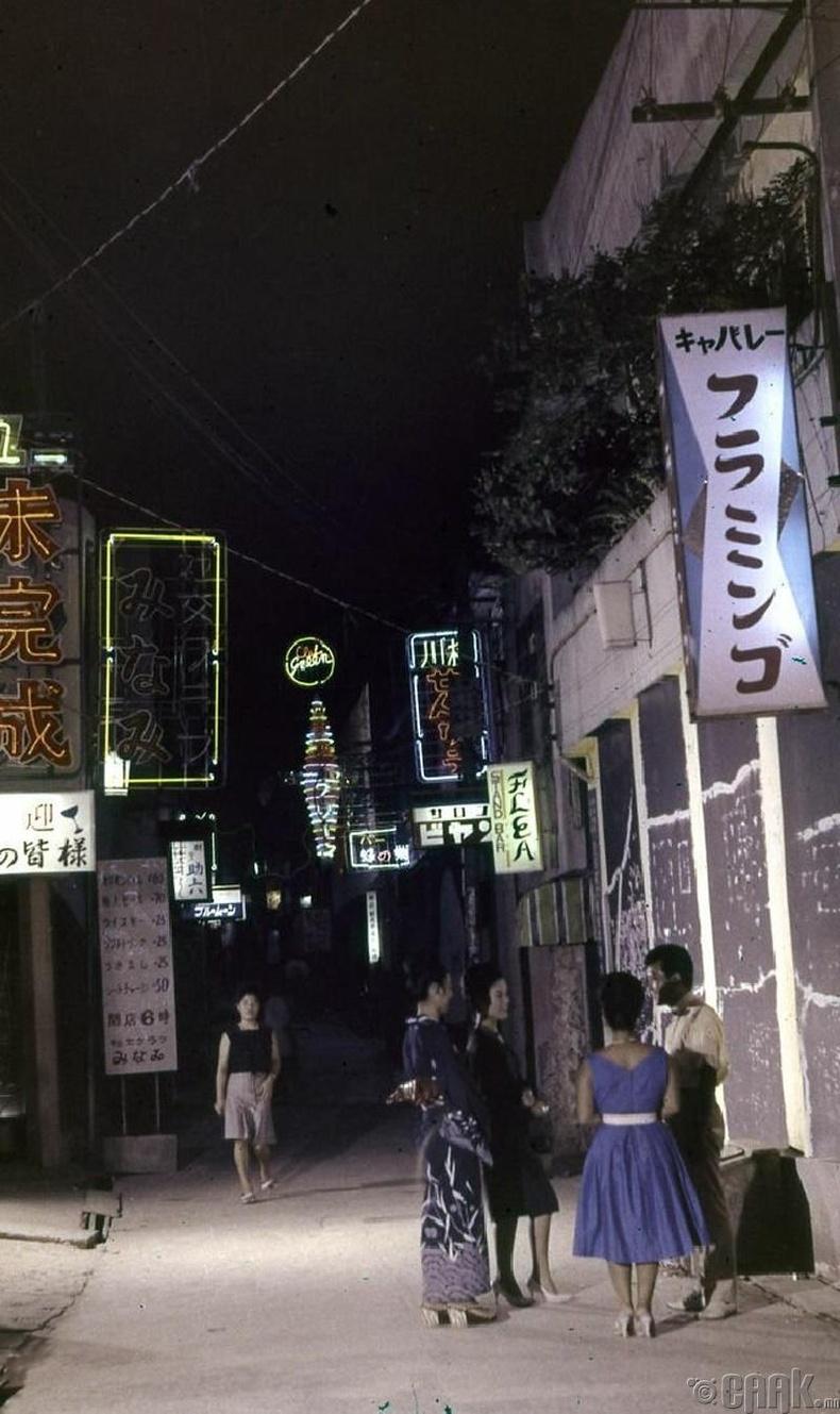 Сакурадзака төв, Наха хот