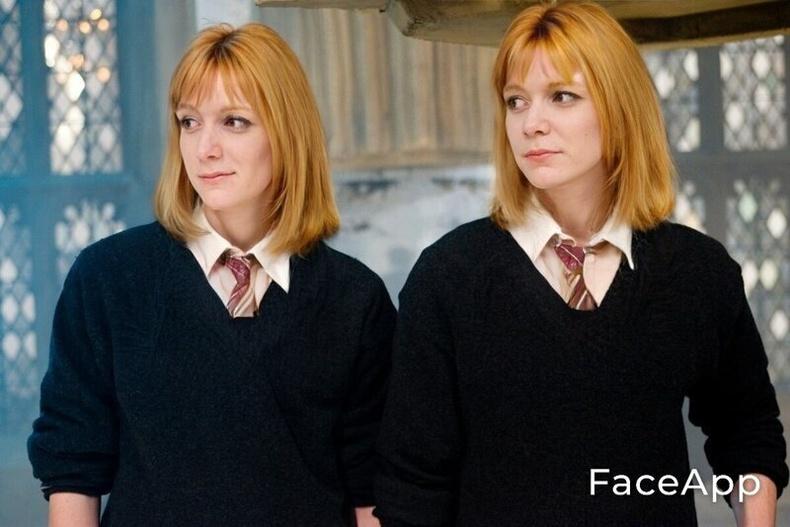 Уизлигийн ихрүүд (Weasley twins)