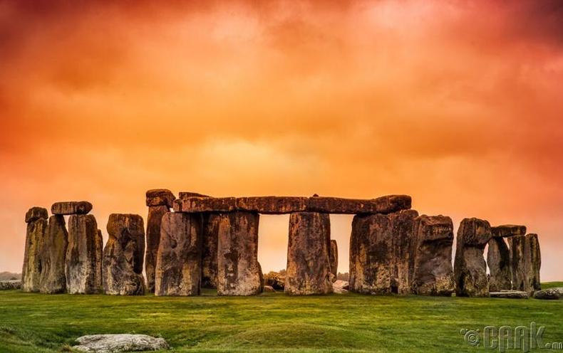 """""""Stonehenge"""""""