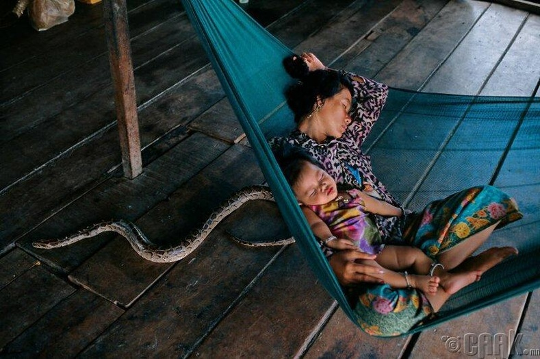 Камбожийн ТонлэСап