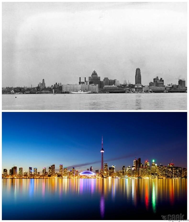 Торонто, Канад: 1930 он - Одоо