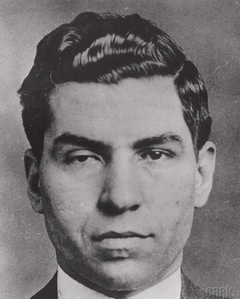 Чарльз Лучано (Charles «Lucky» Luciano)
