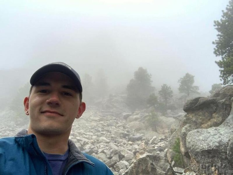 Рашмор уул дээр ирсэн минь
