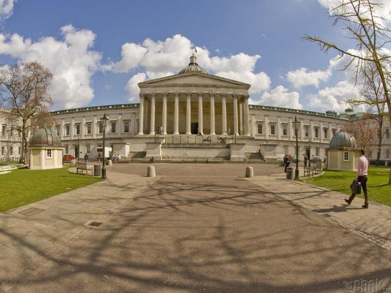 Лондонгийн их сургууль, Англи (87.1)
