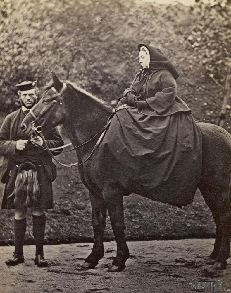Хатан хаан Виктория адуучиндаа маш их хайртай байсан гэнэ