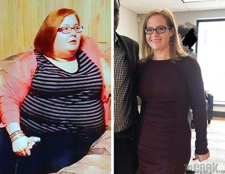 """""""Би нэг жилийн дотор 60 кг хассан"""""""