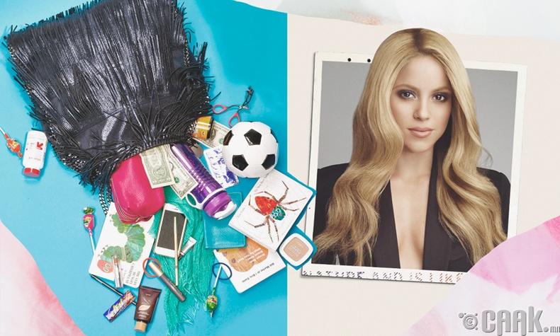 Дуучин Шакира (Shakira)